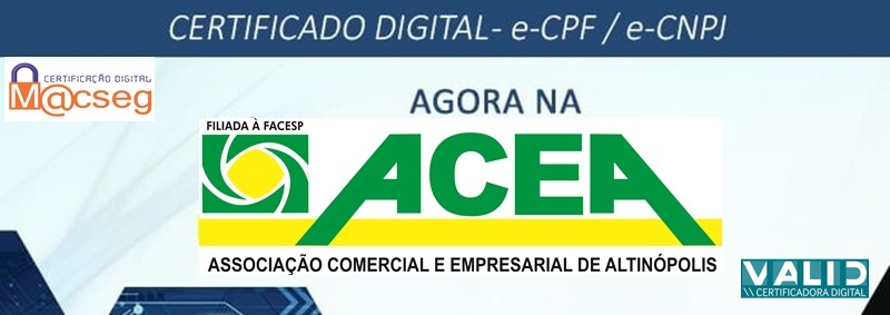 Certificação Digital