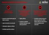 Governo de São Paulo amplia restrições em fase emergencial