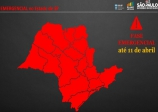 SP prorroga fase emergencial de combate à pandemia até 11 de abril