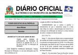 Decreto Municipal nº 75, de 04 de junho de 2021